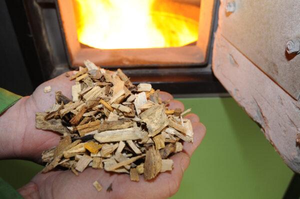 Schori Holzschnitzel Verwendung Schnitzelheizung